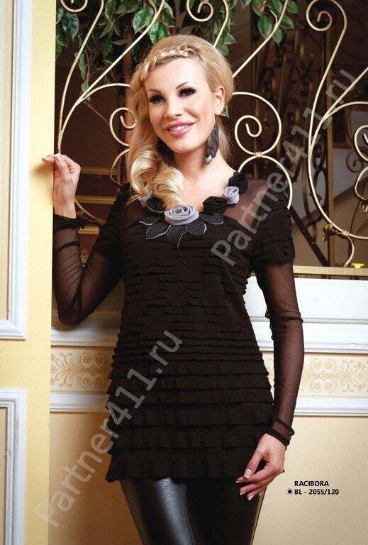 Партнер 411 польские блузки в самаре